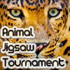 Juego online Animal Jigsaw Tournament