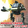 Juego online Armored Fighter : New War