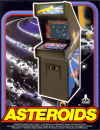 Juego online Asteroids (Mame)
