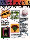 Juego online Baseball: The Season II (Mame)