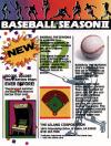 Juego online Baseball: The Season II (Mame)