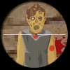 Juego online Blood, Brains & Bullets
