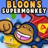 Juego online Bloons Supermonkey