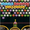 Juego online Bubble Shooter Halloween Special