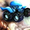 Juego online Bumpy Racer