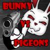 Juego online Bunny vs Pigeons