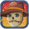 Juego online Burning Scarecrow