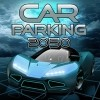 Juego online Car Parking 2050