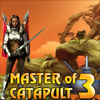Juego online Master of catapult 3: Ancient Machine