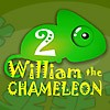 Juego online William the Chameleon 2