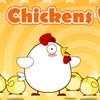Juego online Chicken vs Dog