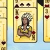 Juego online Chief Eagle Solitaire