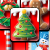 Juego online Christmas Mahjong