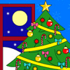 Juego online Christmas Tree Coloring