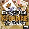 Juego online Crystal Klondike Solitaire