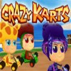 Juego online Crazy Karts