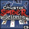 Juego online Crystal Spider Solitaire