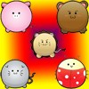 Juego online Pair Mania - Cute Creatures 2