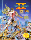 Juego online Double Dragon 2 (Mame)