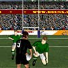Juego online Drop Kick ( Rugby )