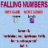 Juego online FALLING NUMBERS