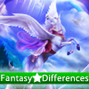 Juego online Fantasy 5 Differences