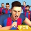 Juego online FC Barcelona Ultimate Rush