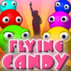 Juego online Flying Candy