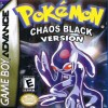 Juego online Pokemon Chaos Black (GBA)