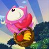 Juego online Jungle Jumbo Jump