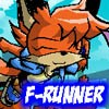 Juego online Fuzzy Things: F-Runner