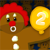 Juego online Gingerbread Circus 2
