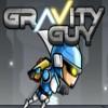 Juego online Gravity Guy