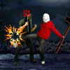 Juego online Halloween Real Fighting
