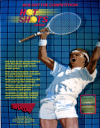 Juego online Hot Shots Tennis (Mame)