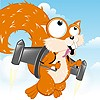 Juego online Hungry Squirrel