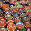 Juego online Jigsaw: Colorful Bowls