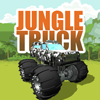 Juego online Jungle Truck