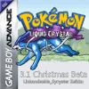 Juego online Pokemon: Liquid Crystal (GBA)