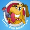 Juego online little Dog Adventure