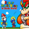 Juego online Mario Bros in Sonic World