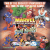 Juego online Marvel Super Heroes Vs Street Fighter (MAME)
