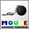 Juego online Mouse Hammer Thrower