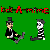 Juego online kick-A-mime