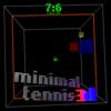 Juego online Minimal Tennis 3D