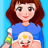 Juego online Mom Give Birth Newborn Baby