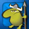 Juego online Monster Invasion : Vikings Invaders