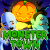 Juego online Monster Town