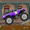 Juego online Monster Truck Trip