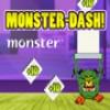 Juego online Monster Dash